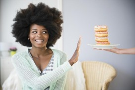 Some people's brains are better wired to resist temptation than others. (GETTY IMAGES)